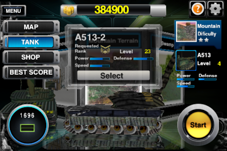Alien Invasion 3D – Tank Online Hack Android & iOS 3