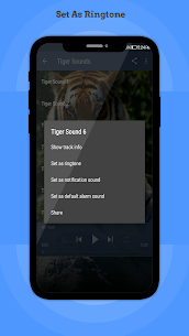 Tiger Sounds 1.2.1 Mod + Data Download 2