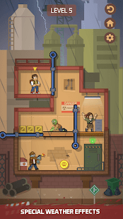 Zombie Escape: Pull the pins
