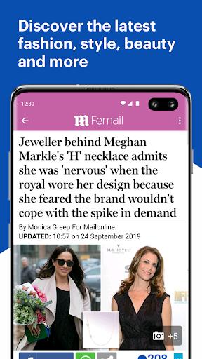 Daily Mail Online screenshots 4