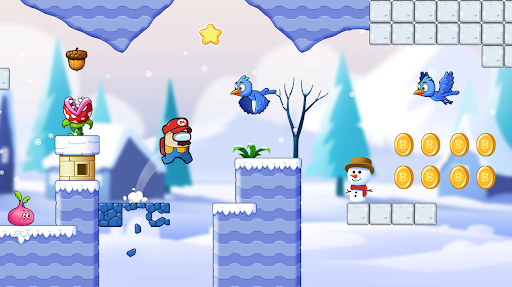 Super Bobby's World - Free Run Game modavailable screenshots 6