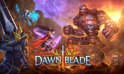 Dawnblade Mod Apk (Unlimited Money + Free Exp) 1