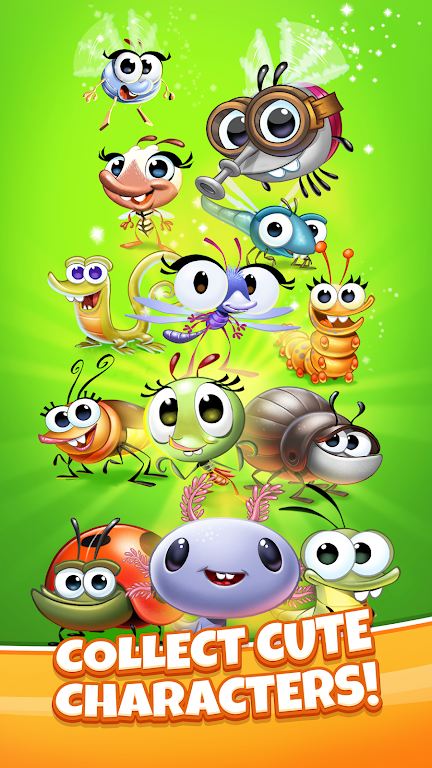 Best Fiends Stars - Free Puzzle Game poster 21