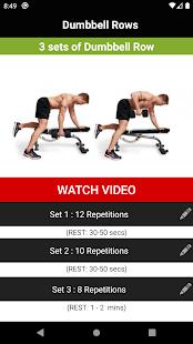 Gym Coach App