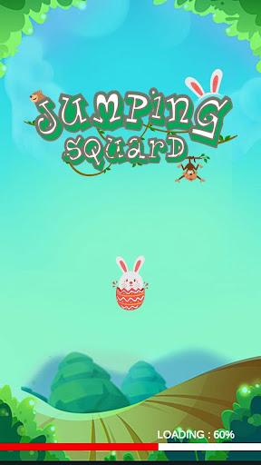 hgamey doodle jump - jump with animals screenshot 1