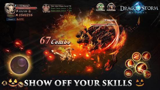 Hack Game Dragon Storm Fantasy apk free