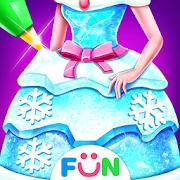 Ice Princess Comfy Cake -Baking Salon for Girls