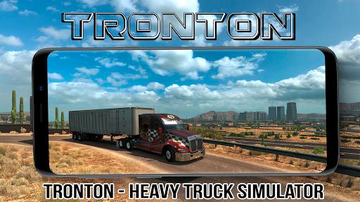 TRONTON - Heavy Truck Simulator Tycoon 1.1.0 screenshots 5