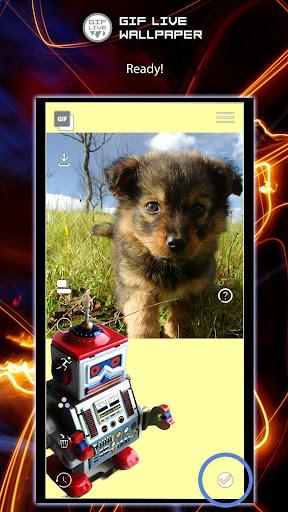 GIF Live Wallpaper 2.53.60 Screenshots 5