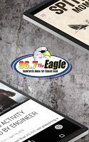 96.7 The Eagle - Classic Rock - Rockford (WKGL)