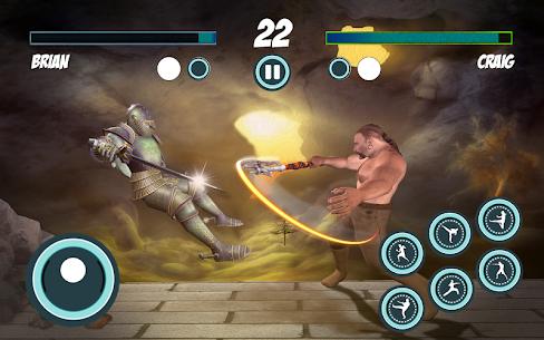 Ultimate Ninja Assassin Fighting-Shadow Fighter 3D Hack & Cheats Online 2