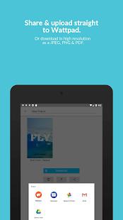 Book Cover Maker by Desygner for Wattpad & eBooks 4.4.3 Screenshots 15