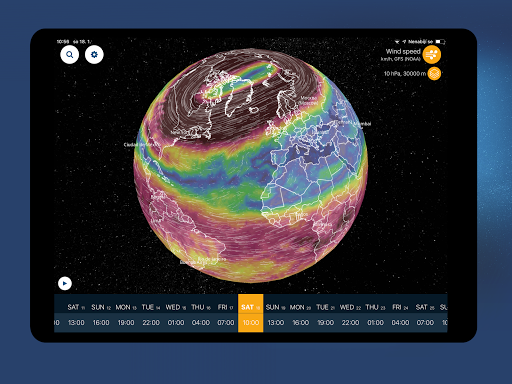 Ventusky: Weather Maps 14.0 Screenshots 10