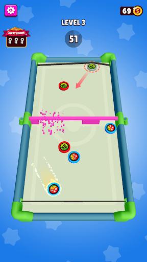 Sling Puck 3D Challenge screenshots 3