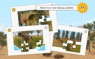 Dinosaurs and Ice Age Animals - Free Game For Kids