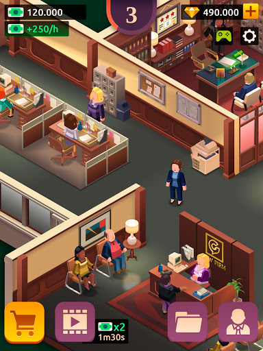 Law Empire Tycoon - Idle Game Justice Simulator  Pc-softi 11