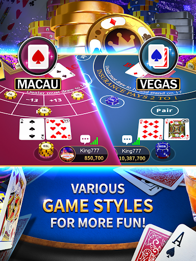 Dragon Ace Casino - Blackjack screenshots 9