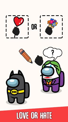 Draw Puzzle Impostor - Draw One Line screenshots 5