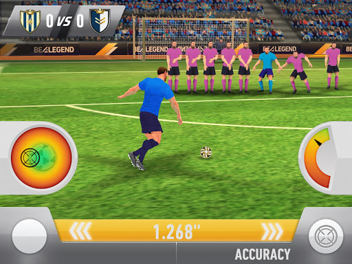 Be A Legend: Real Soccer Champions Game 2.9.7 screenshots 9