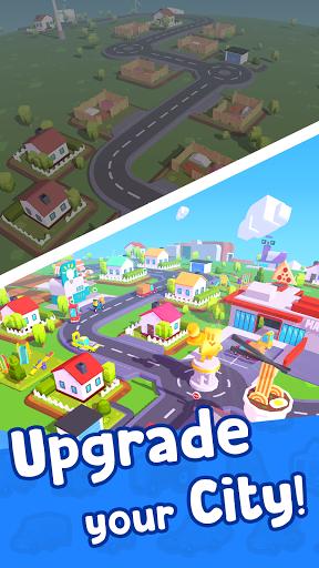 Merge Mayor - Idle Village apkslow screenshots 5
