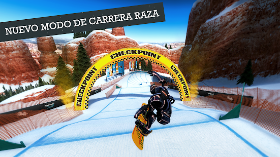 Snowboard Party: World Tour Screenshot