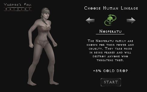 Vampire's Fall: Origins RPG Mod Apk (Free Shopping) 1