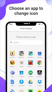 X Icon Changer – Customize App Icon & Shortcut 3.0.9 Apk 1