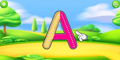 ABC Kids - Alphabet & Number Tracing & Phonics