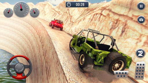 Offroad 4x4 Stunt Extreme Racing 3.4 Screenshots 2