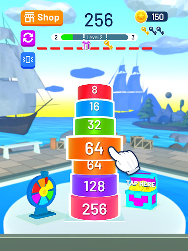 Brick Merge 3D 1.4 screenshots 10
