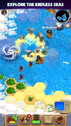 Pirate's Destiny 0.171 screenshots 1