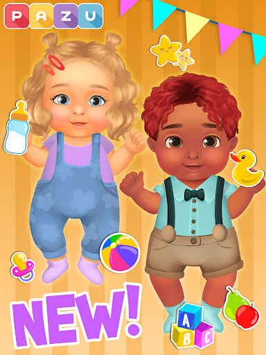 Chic Baby 2 - Dress up & baby care games for kids  screenshots 24