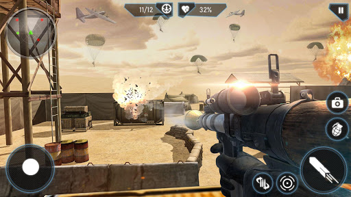 Modern FPS Combat Mission - Free Action Games 2021 2.9.0 screenshots 12