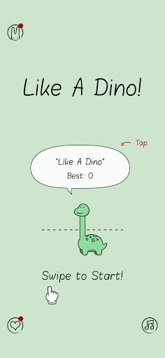 Like A Dino! 2.1.1 apktcs 1