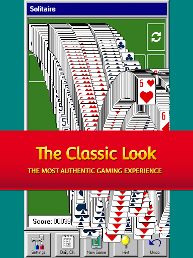 Solitaire 95 - The classic Solitaire card game 1.5.0 screenshots 12