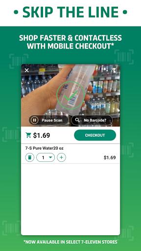 7-Eleven: Rewards & Shopping screenshots 5
