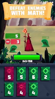 Arithmagic - Math Wizard Gameのおすすめ画像1