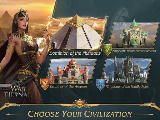 War Eternal - Rise of Pharaohs  screenshots 9