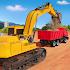 City Construction Simulator: Heavy Excavator Crane