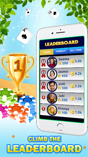 Chinese Poker - Multiplayer Pusoy, Capsa Susun  screenshots 8