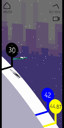 Lux Ski Jump screenshots 5