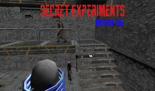 Secret Experiments Mission One Hack Cheats (iOS & Android) 1
