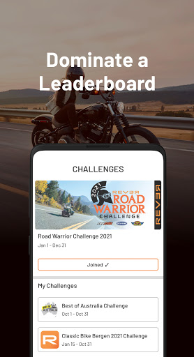 REVER - Motorcycle GPS, Route Planner & Discover screenshots 8