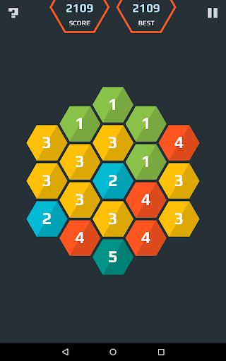 HexaMania Puzzle 1.10.7 screenshots 10