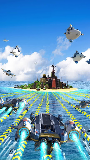 Sea Game: Mega Carrier 1.9.53 screenshots 5