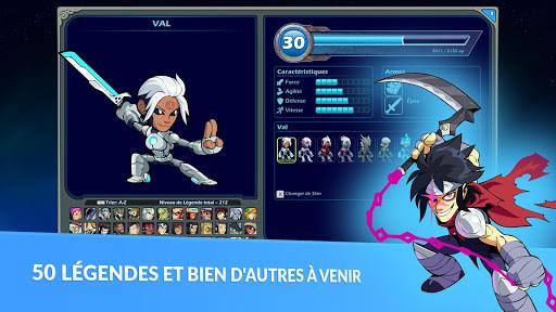 Brawlhalla APK MOD – Pièces Illimitées (Astuce) screenshots hack proof 2