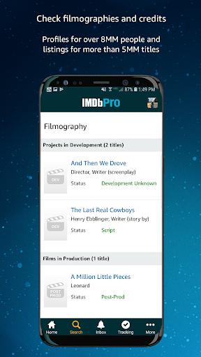 IMDbPro 2.1.1 Screenshots 5