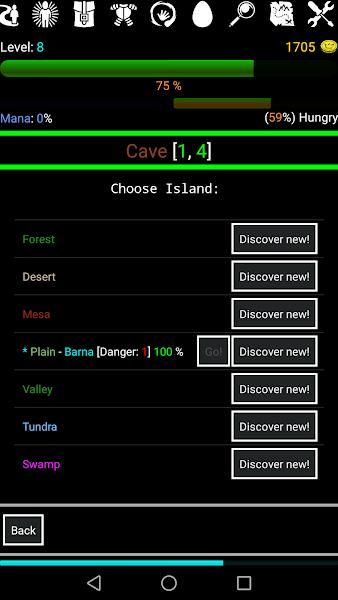 Random Adventure Roguelike