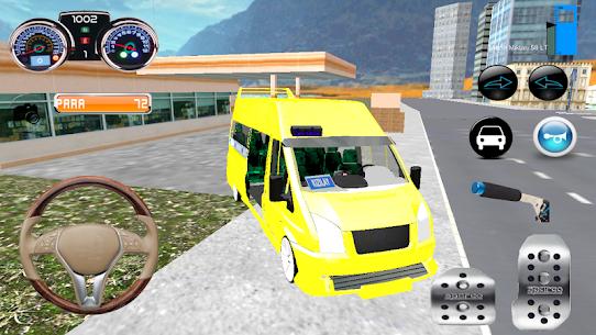 Minibüs Şoförü 4