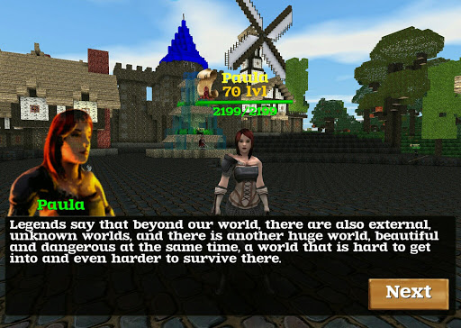 BLOCK STORY  Screenshots 4